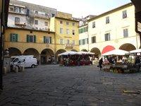 Piazza delle Vettovaglie в Пизе
