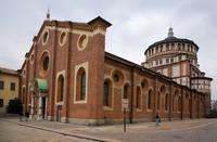 Церковь Санта-Мария-делле-Грацие, Милан