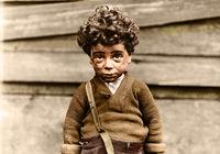 10 старых фото о том, как трудились американские дети