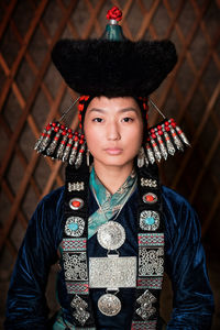Фотограф проехал 40000 км по Сибири и сделал портреты ее коренных жителей