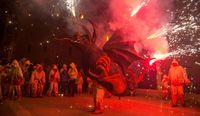 Вечеринка Nit de Foc