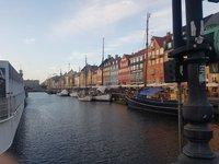 Новая гавань Nyhavn