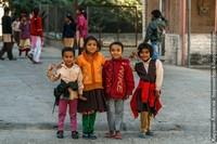 Один миг из жизни индийского ребенка