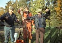 Редкие, неординарные фото о жизни в Норвегии в 70-е годы прошлого века