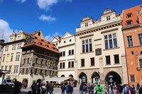В солнечные окрябрьские дни в Праге очень комфортно
