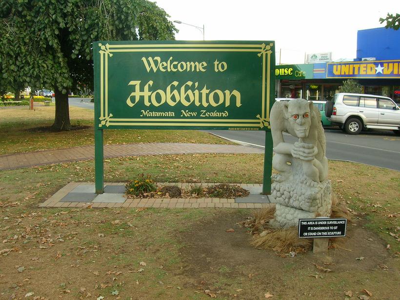 Честный отзыв о поездке в Хоббитон
