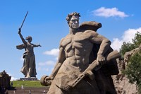 «Родина-мать зовет!»: чьи лицо и фигуру позаимствовали для знаменитого монумента