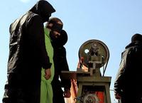 Как отрубают руки преступникам в Иране