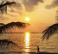 Пляж Клонг Нин в ноябре