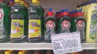 Цены на продукты в беднейшем государстве Азии