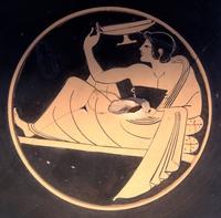 Как развлекались мужчины на «вечеринках» в Древней Греции