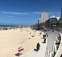 Jerusalem Beach в мае