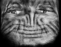 Фотографии, на которых человеческие лица больше напоминают лица инопланетян