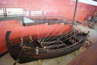 Судно в морском музее