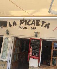 Лучшие тапас в Кальпе подают в баре La Picaeta
