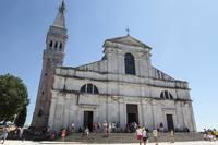 Церковь Святой Епифании, Ровинь, Хорватия