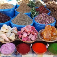 Специи на Marrakech Souk