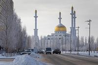 Мечеть Нур-Астана, Астана