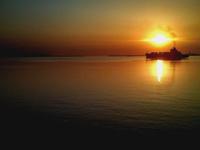 Закат в Даляне