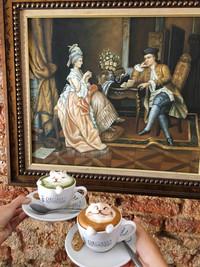 Кофе в Джорджтауне