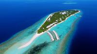 Dhigali Maldives  — «босой» остров