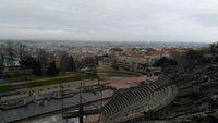 Античный театр на холме Фурвьер