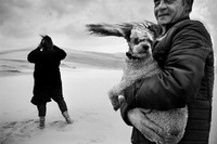 46 фото Жана Гауми о том, что происходило в мире с 1980-х по 2000-е
