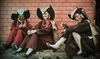 Старинные экстравагантные наряды разных народов, которые переплюнут современную моду