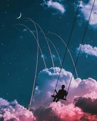 Завораживающие тревел-фото Дэвида Сассо, вдохновленные магией аниме