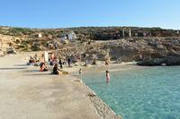 Мальта, Комино — Голубая лагуна