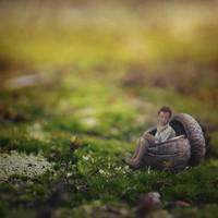Сказочный «Маленький народ» 14-летнего фотографа
