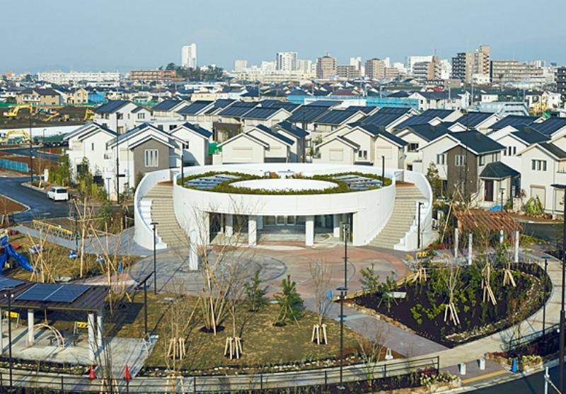 Фудзисава: экогород будущего, который уже существует в реальности