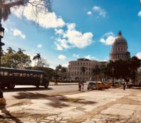 Старая Гавана в мае