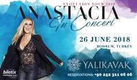 Незабываемое, яркое лето в Yalıkavak Marina и концерт легендарной певицы Анастейши