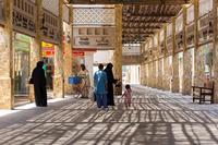 ОАЭ, на улицах Аджмана