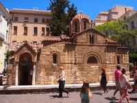 Афинская улочка