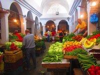 Пестрый базар в Суссе