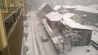 Провинциальные улочки зимней Грузии