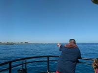 Экскурсия на кораблике. Кипр.