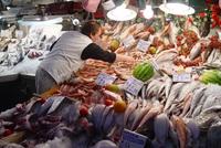 Рынок в Афинах