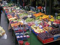 Рынок Нашмаркт — шопинг в Вене