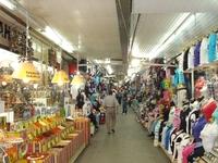 Турция, прогулка по рынку в Анталии