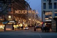 Гамбург, центральная часть города