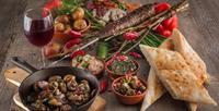 Грузинские традиционные блюда