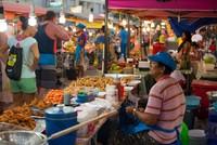 Патонг, ночной рынок