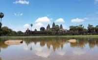 Храм Ангкор Ват. Январь