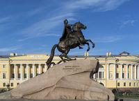 Самый красивый памятник Петербурга!