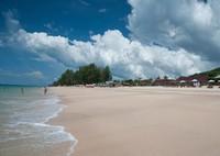 Пляжи настолько красивые, что похожи на открытку