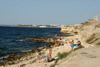 Пляжный отдых в Севастополе
