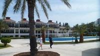 Майский день в отеле Гидрос Кемер